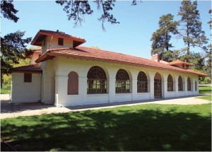 Elmwood Park Pavillion